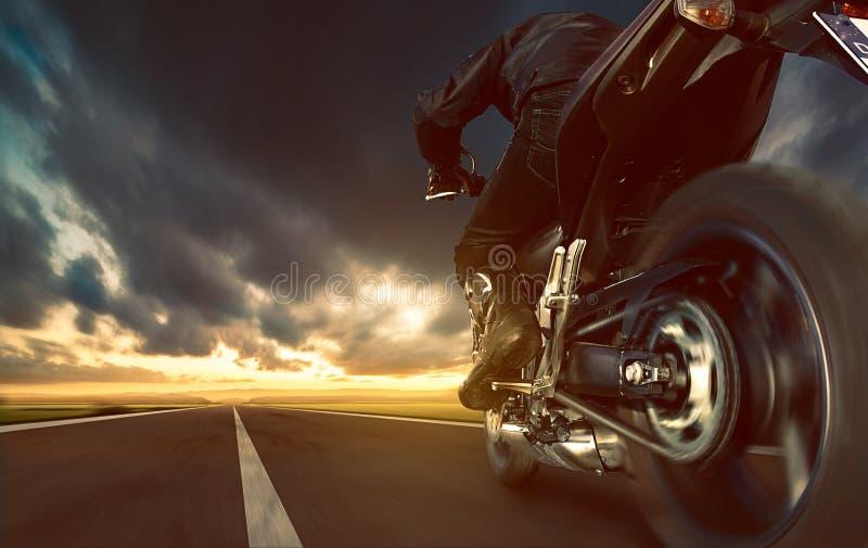 motorbike arkivfoto