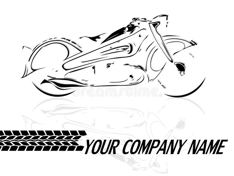 Download Motorbike background stock vector. Illustration of icon - 21080302