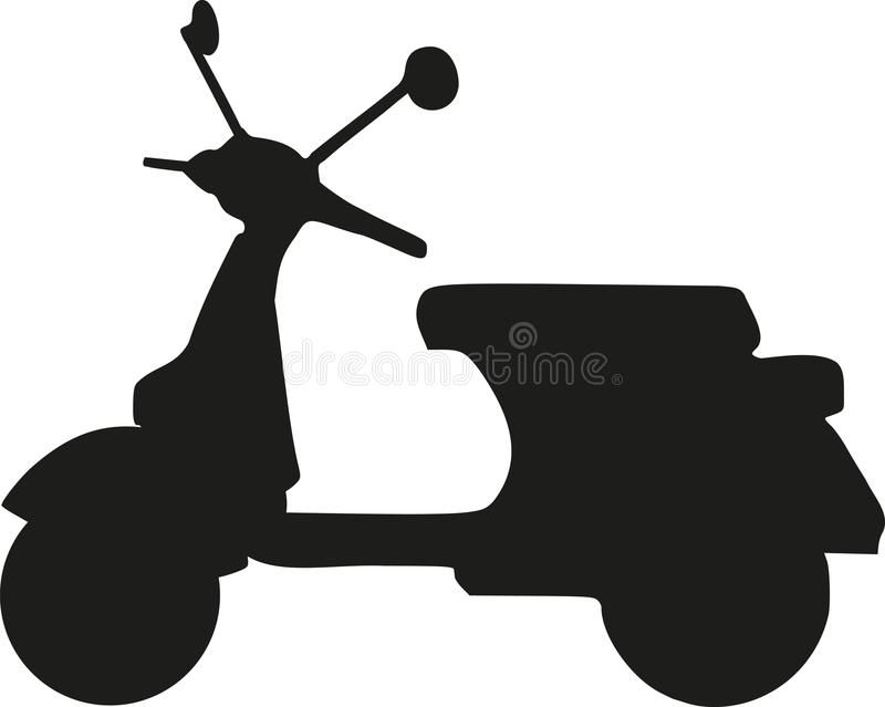 Motorbike. Biker vector sports icon vector illustration