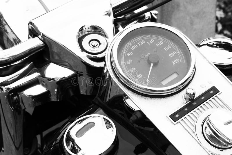 Download Motorbike speedometer stock photo. Image of power, race - 20696832