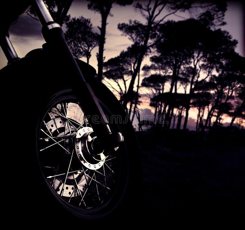 Download Motorbike Wheel Stock Photography - Image: 23501122