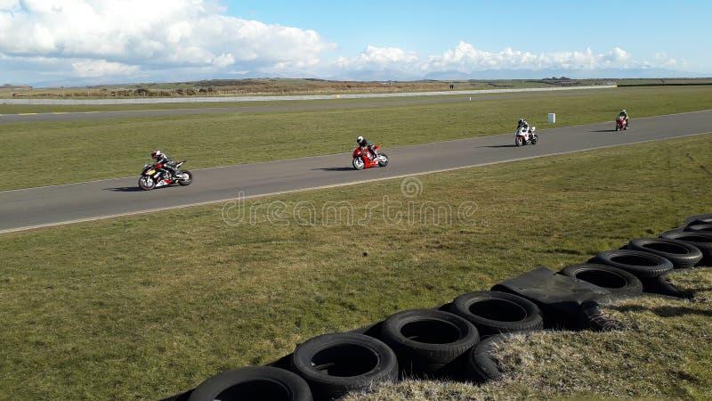 Motorbikes royalty free stock image