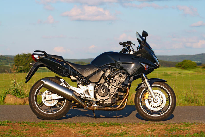 motorbikesport royaltyfri fotografi
