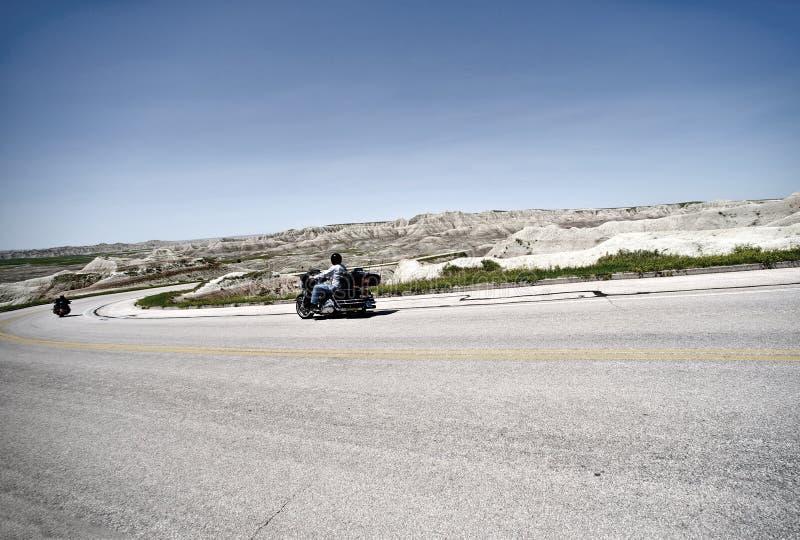 Motorbiking стоковые изображения