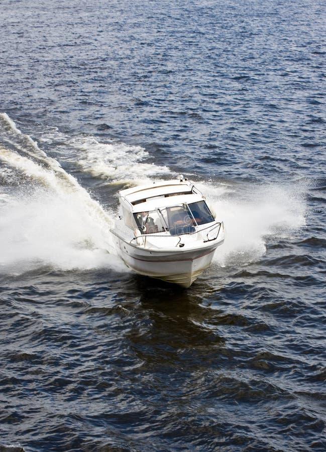Download Motorboat Stock Image - Image: 5416381