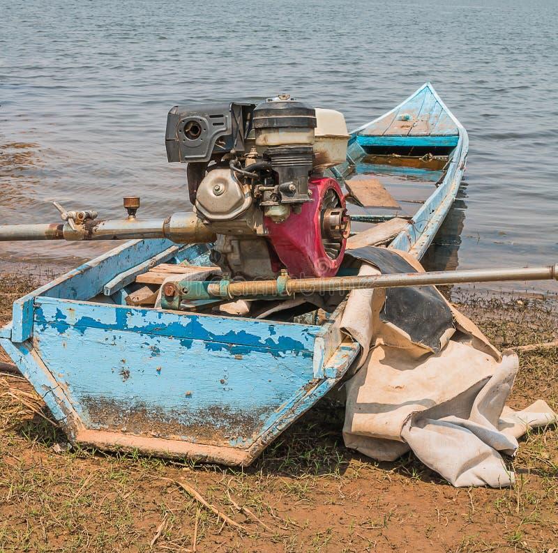 motorboat lizenzfreie stockfotos
