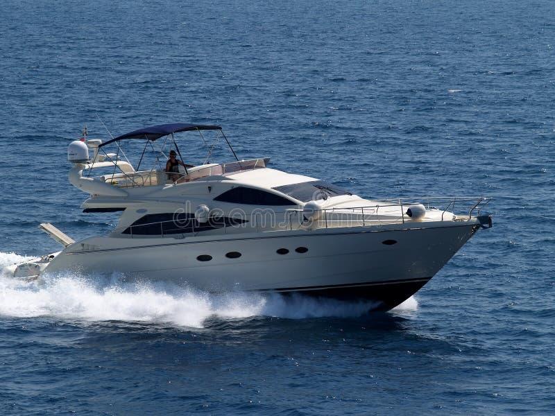 Motorboot royalty-vrije stock foto