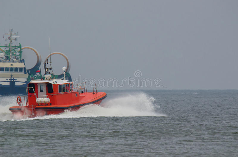 motorboot royalty-vrije stock afbeelding