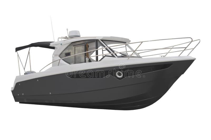 Motorboot voor de rest royalty-vrije stock afbeeldingen