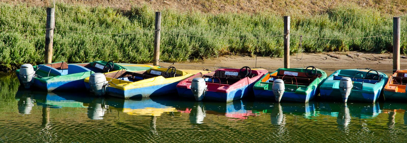 Motorboote lizenzfreie stockfotos