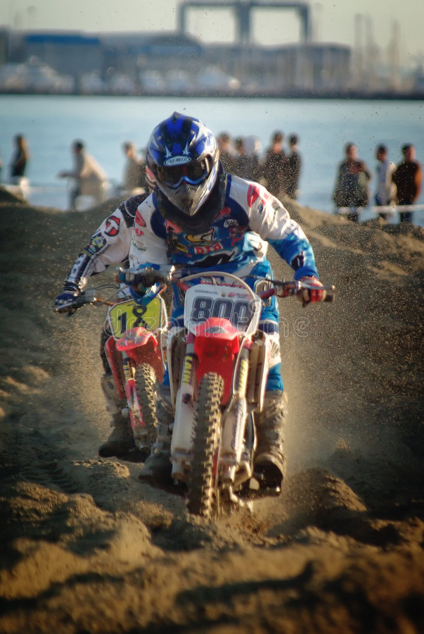 motorcross стоковые фотографии rf