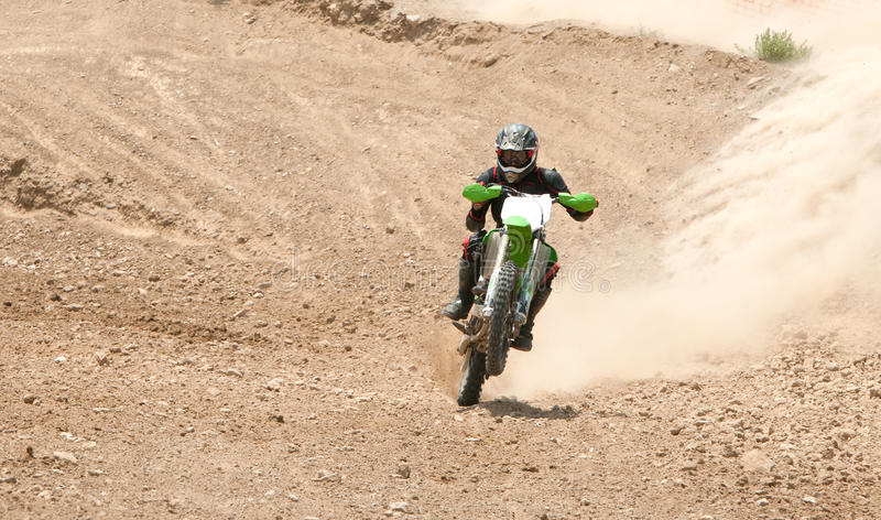 Motorcross rasa obraz stock