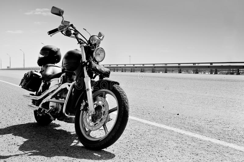 Motorcycle royalty free stock photography