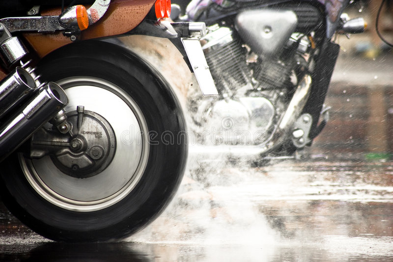 Download Motorcycle stock photo. Image of bikers, cool, light, engine - 5520510