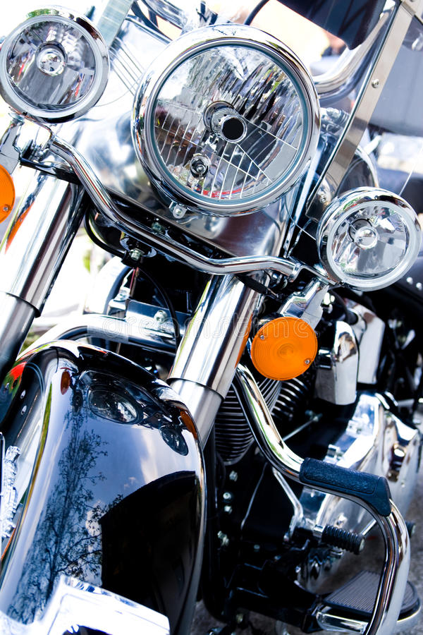 Motorcycle royalty free stock photos