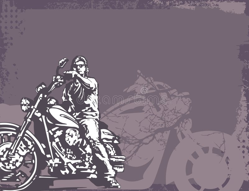 Download Motorcycle Background stock vector. Illustration of motor - 1867531