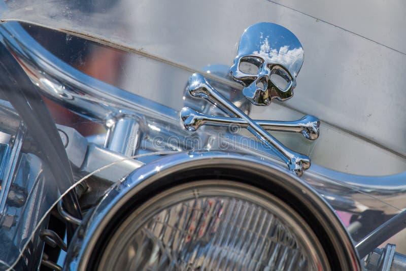 Motorcycle Skull Flames Cross American Ride On Custom Made Bike Men/'s Thermal