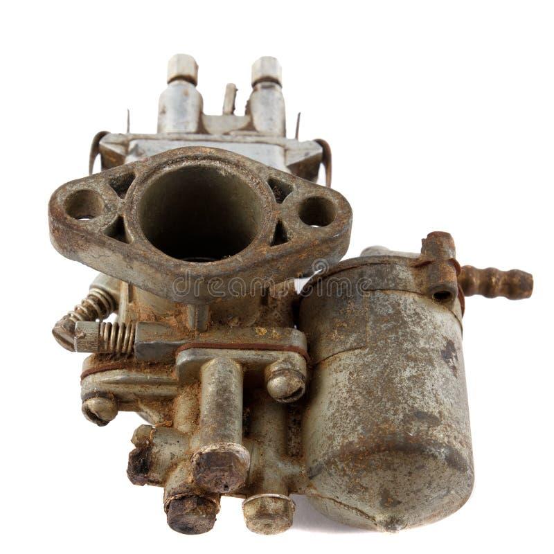 Motorcycle carburetor stock images