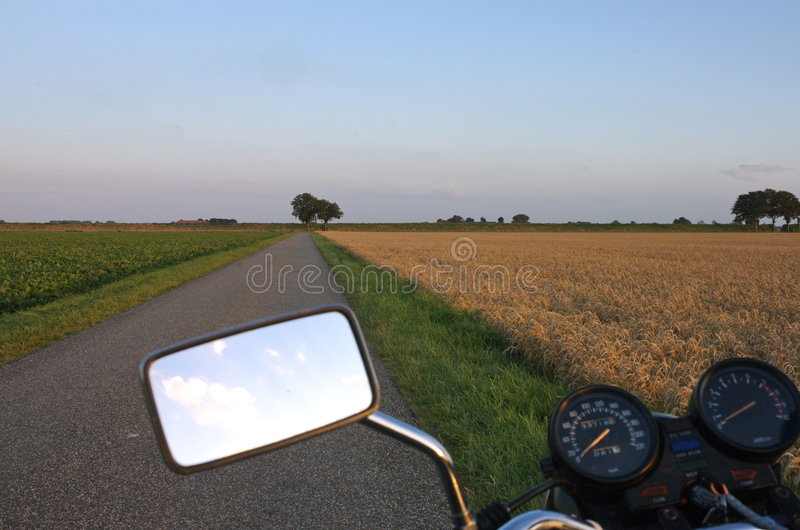 Download Motorcycle in the country stock photo. Image of grassland - 2871734