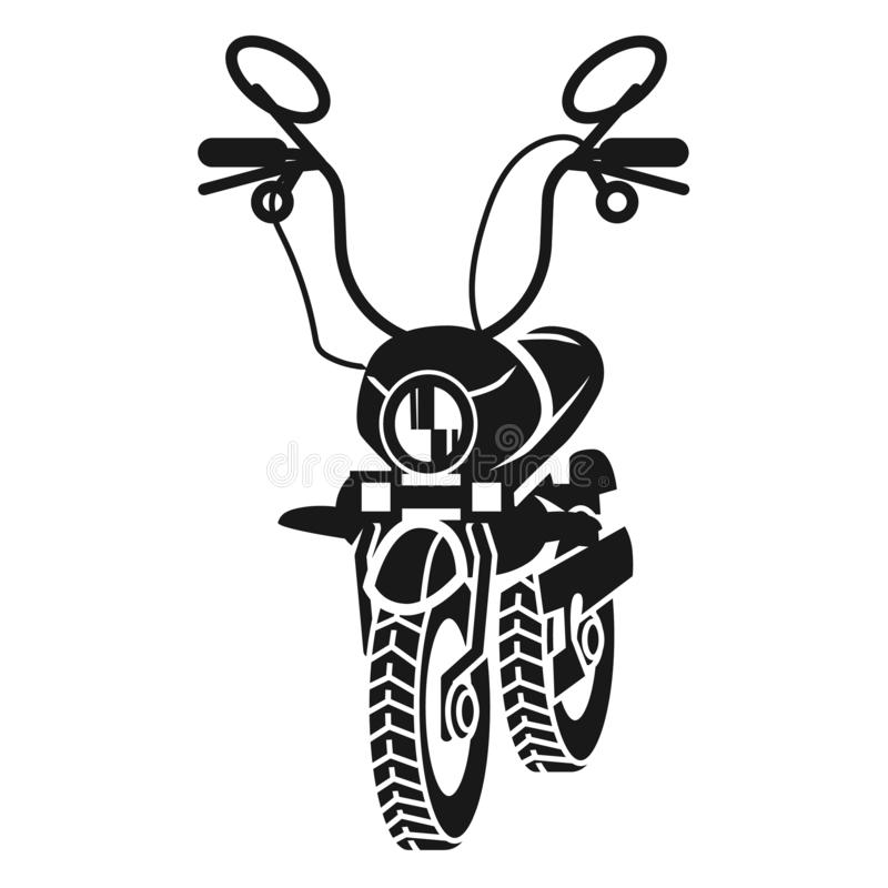 Motorcycle Simple Stock Illustrations 2 775 Motorcycle Simple