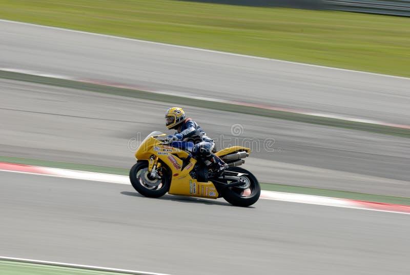 Download A Motorcycle Runs At Montmelo Circuit De Catalunya, A Motorsport Race Track Editorial Photo - Image: 31943651