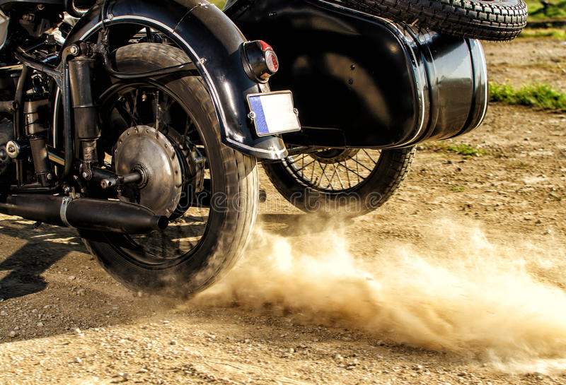 Download Motorcycle With Sidecar Royalty Free Stock Photo - Image: 24909085