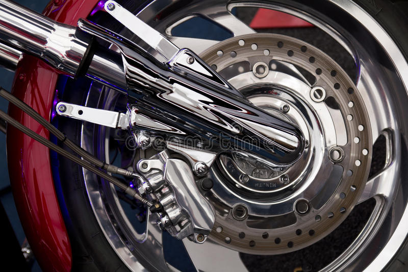 Download Motorcycle wheel stock photo. Image of transportation - 28465740