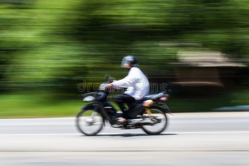 Motorcycling βράση στην Ταϊλάνδη στοκ φωτογραφίες