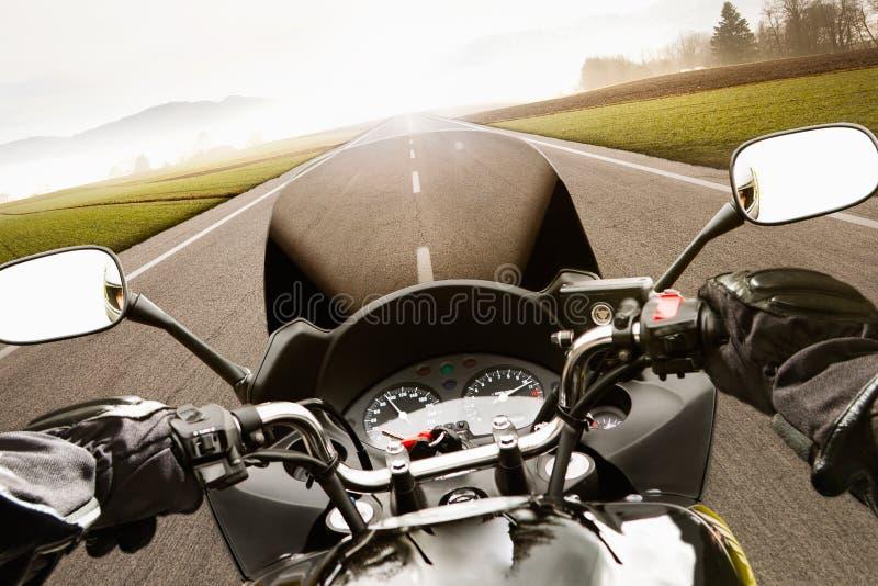 motorcycling стоковые изображения