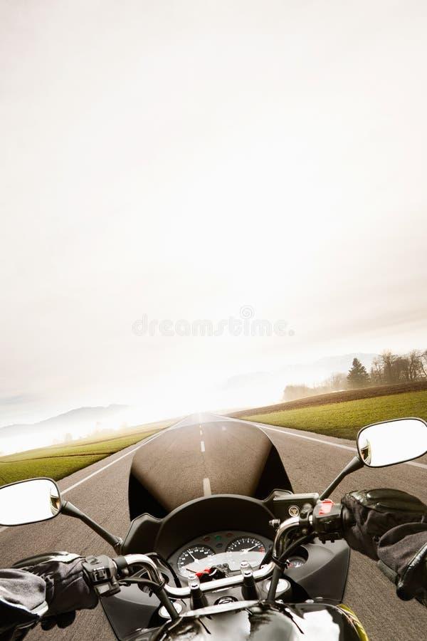 motorcycling στοκ φωτογραφία με δικαίωμα ελεύθερης χρήσης