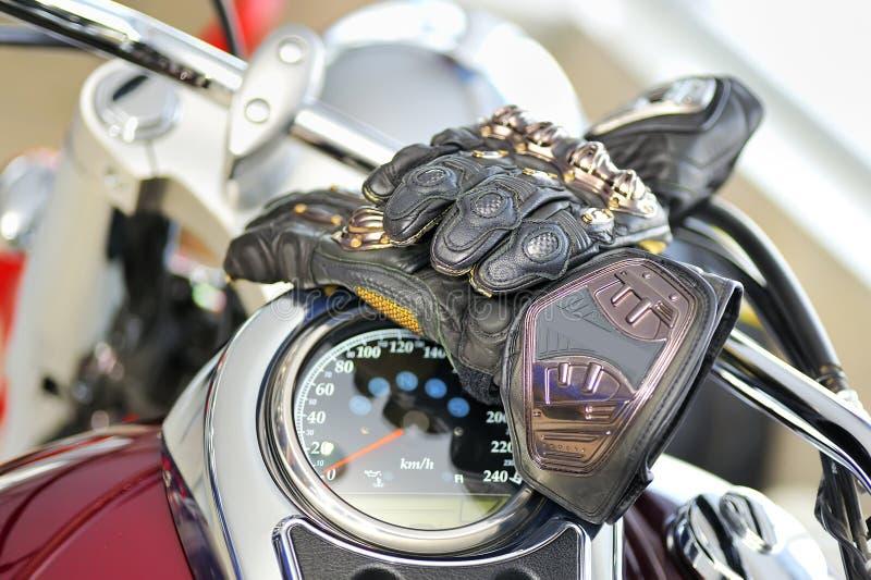 motorcyclist перчаток стоковые изображения