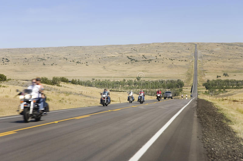 Download Motorcyclists On State Highway 34 Editorial Photo - Image: 27067211