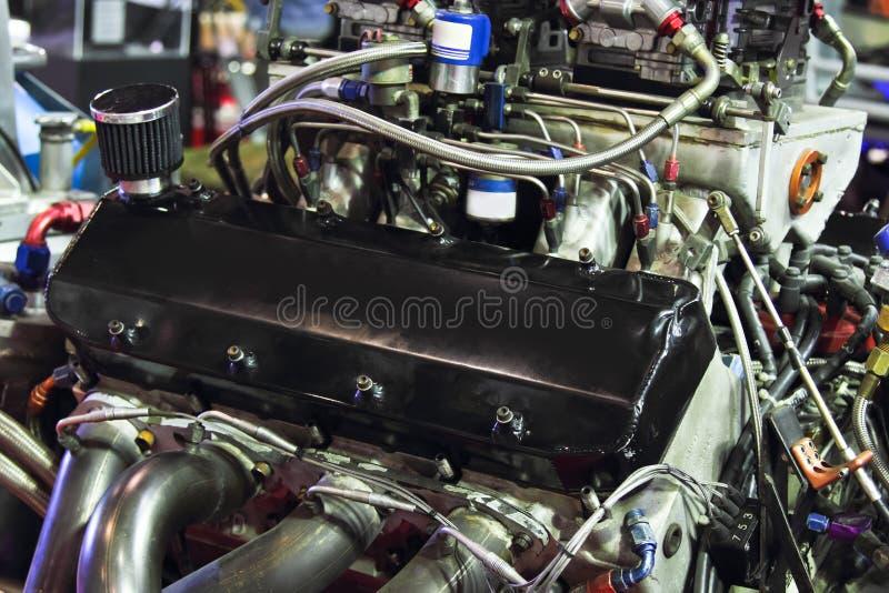 Motore del motore fotografia stock