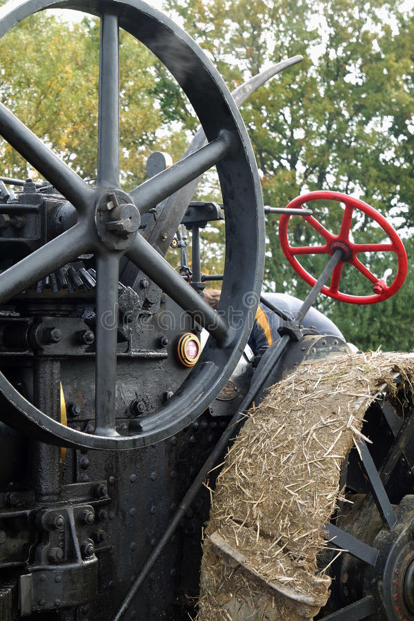 Motore di trazione fotografie stock