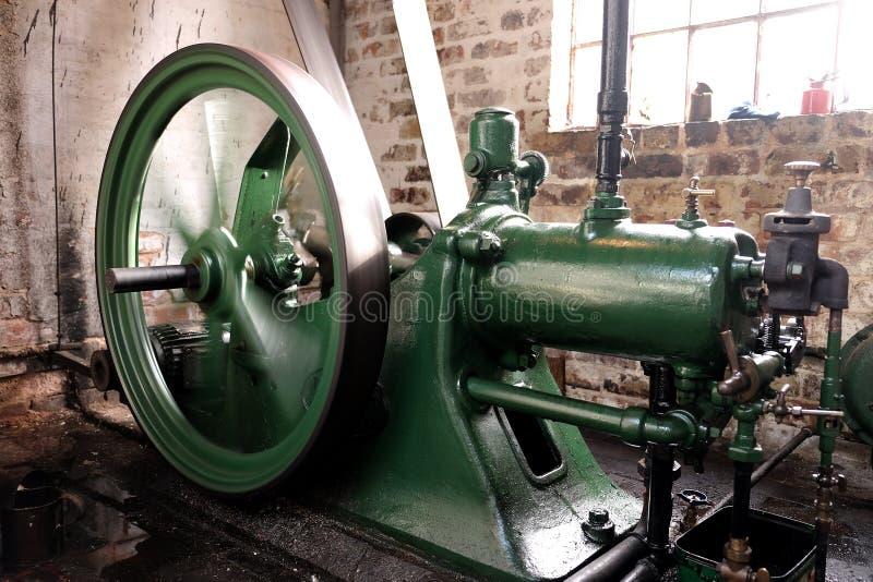 Motore a gas di Tangye 1905 immagini stock libere da diritti
