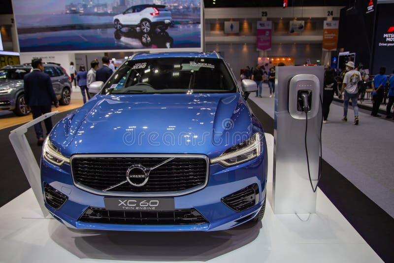 Motore gemellato 60 SUV di Volvo XC immagini stock libere da diritti