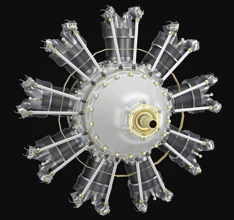 Motore illustrazione vettoriale