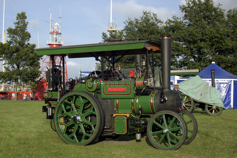 Download Motore a vapore fotografia stock. Immagine di storia, potenza - 214638