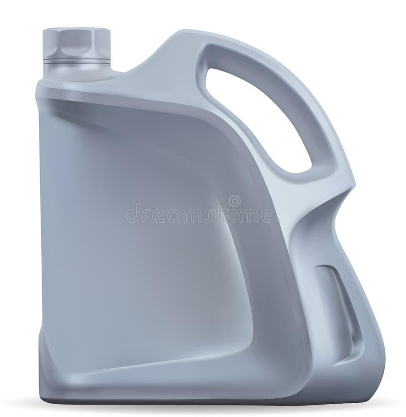 Motorenöl stock abbildung