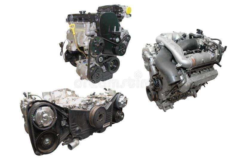 Motoren stockbilder
