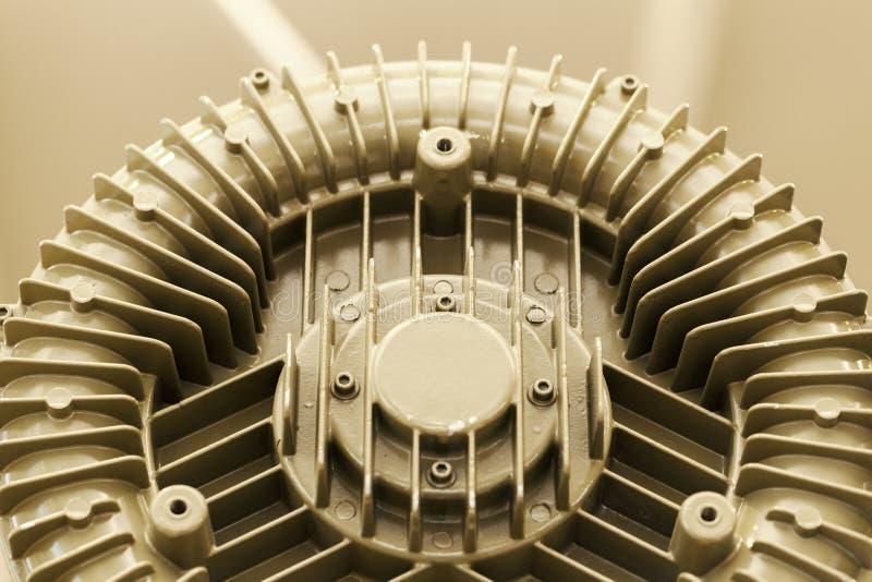 Motores el?ctricos industriales fotografía de archivo libre de regalías