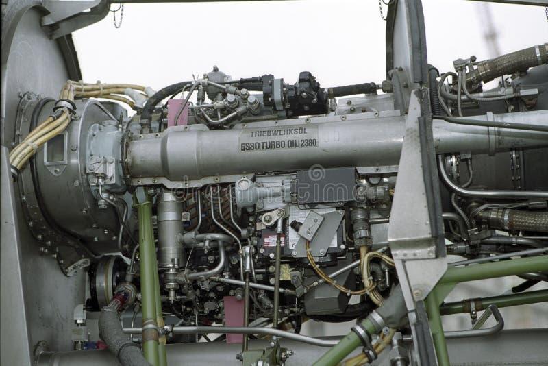 motorhelikopter royaltyfria bilder
