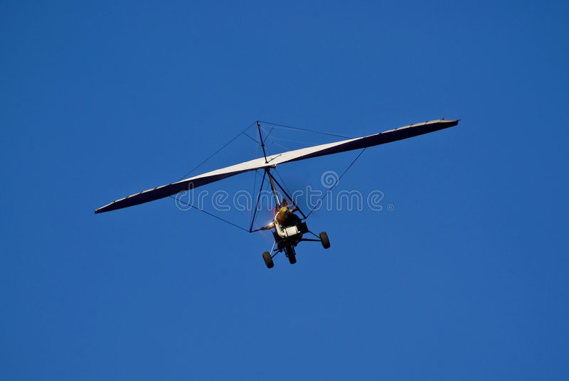 how to build a motorized hang glider