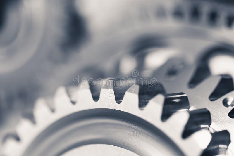 Motorkugghjulhjul arkivbilder
