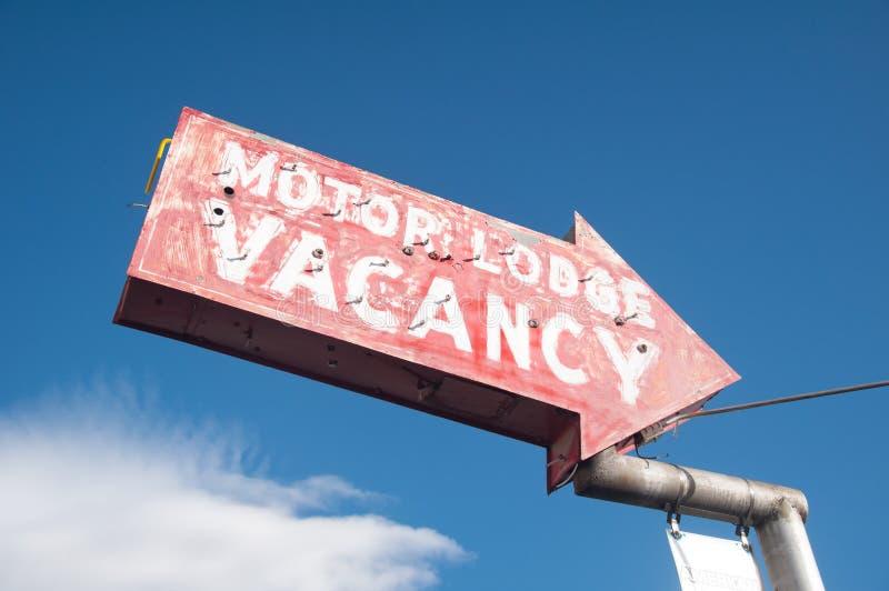 Download Motorlodge Sign stock photo. Image of roadside, motel - 27624062