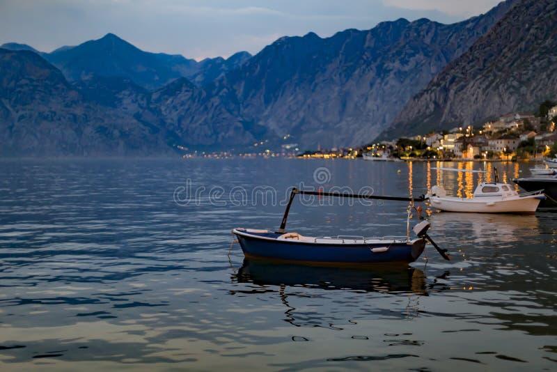 Motorowe łodzie zdjęcie royalty free