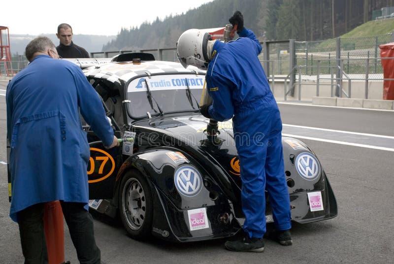 motorsport arkivbilder