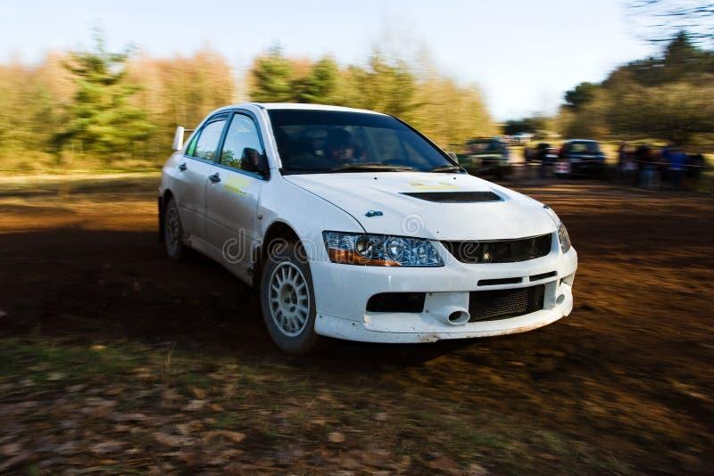 Download Motorsport - EVO stock photo. Image of motor, lancer, panning - 4730314