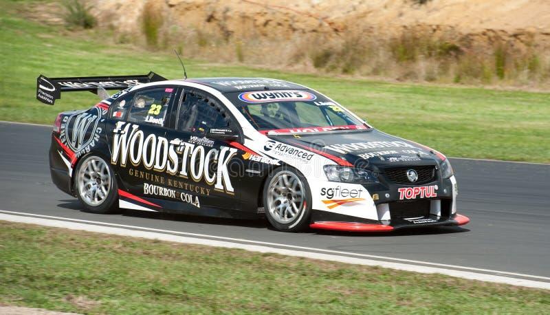 Motorsports - V8 Supertourers photographie stock libre de droits