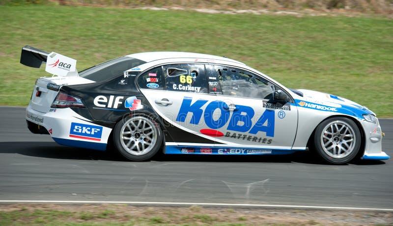 Motorsports - V8 Supertourers image stock